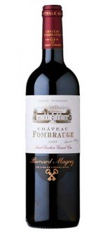 CHATEAU FOMBRAUGE 2009 (France - Vin Bordeaux - Saint-Emilion Grand Cru AOC - Vin Rouge - 0,75 L)