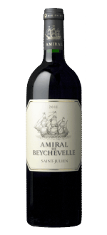 AMIRAL DE BEYCHEVELLE 2015 - SECONDO VINO DEL CHATEAU BEYCHEVELLE