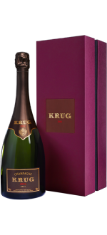 CHAMPAGNE KRUG - VINTAGE 2006 - COFANETTO DELUXE