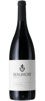 PINOTAGE 2016 - BEAUMONT WINES