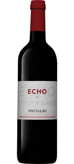 ECHO DE LYNCH BAGES 2016 - SECONDO VINO DEL CHATEAU LYNCH BAGES