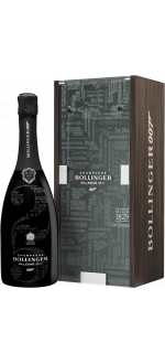 CHAMPAGNE BOLLINGER - COFANETTO REGALO JAMES BOND 007 - ANNATA 2011