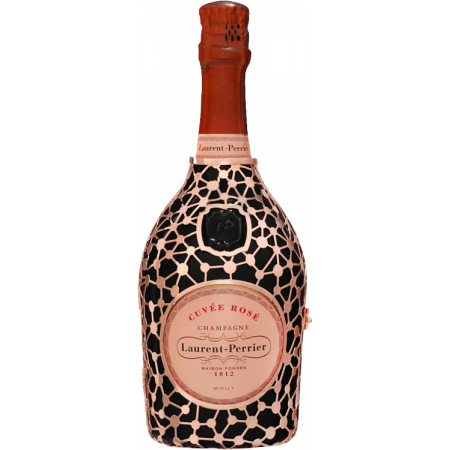 CHAMPAGNE LAURENT-PERRIER - BRUT ROSE - ROBE CONSTELLATION EDIZIONE LIMITATA