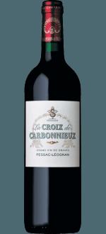 DOUBLE-MAGNUM LA CROIX DE CARBONNIEUX 2016 - SECONDO VINO CHATEAU CARBONNIEUX