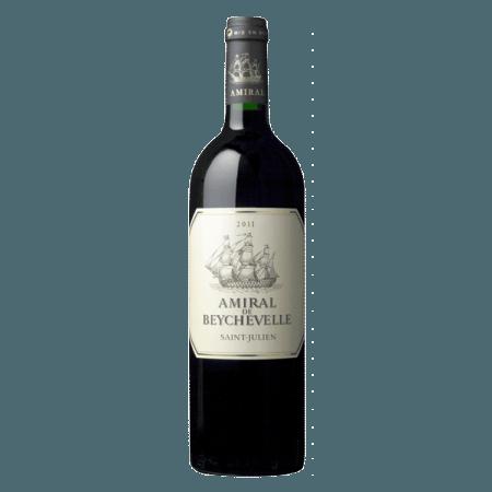AMIRAL DE BEYCHEVELLE 2016 - SECONDO VINO DEL CHATEAU BEYCHEVELLE