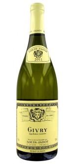 GIVRY BLANC 2013 - LOUIS JADOT (France - Vin Bourgogne - Givry AOC - Vin Blanc - 0,75 L)