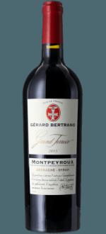 GRAND TERROIR MONTPEYROUX 2017 - GERARD BERTRAND
