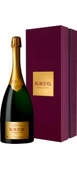 CHAMPAGNE KRUG - MAGNUM GRANDE CUVÉE EDITION 166 - COFANETTO DELUXE