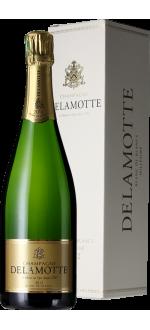 CHAMPAGNE DELAMOTTE - BLANC DE BLANCS - ANNATA 2012 - EN ETUI