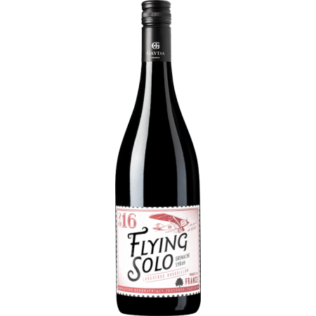 FLYING SOLO ROUGE 2019 - DOMAINE GAYDA