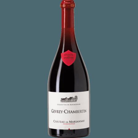 GEVREY CHAMBERTIN 2018 - CHATEAU DE MARSANNAY