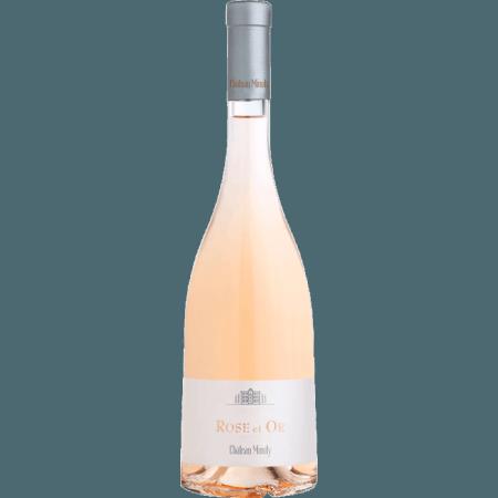 CUVEE ROSE & OR 2019 - CHATEAU MINUTY