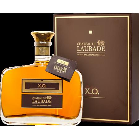 X.O. DIAMANT - CHATEAU DE LAUBADE - EN COFANETTO REGALO