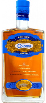 RUM COLOMA 8 ANS