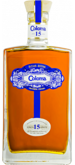 RUM COLOMA 15 ANS