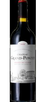 CHÂTEAU GRAND-PONTET 2016