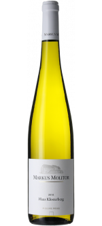 RIESLING HAUS KLOSTERBERG 2018 - MARKUS MOLITOR