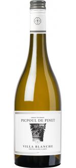 PICPOUL DE PINET 2019 - VILLA BLANCHE - CALMEL & JOSEPH