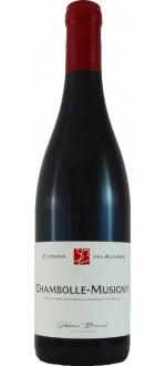 CHAMBOLLE MUSIGNY 2017 - STEPHANE BROCARD - CLOSERIE DES ALISIERS