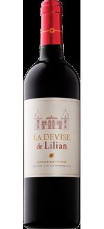 LA DEVISE DE LILIAN 2017 - SECONDO VINO DEL CHATEAU LILIAN-LADOUYS