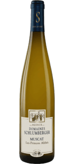 MUSCAT 2019 - LES PRINCES ABBES - DOMAINE SCHLUMBERGER