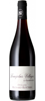 BEAUJOLAIS VILLAGES LA SAMBINERIE 2019 - DOMAINE RICHARD ROTTIERS