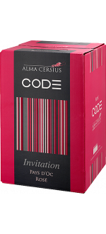 ENOBOX 3L - ROSE INVITATION - ALMA CERSIUS