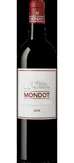 MONDOT 2016 - SECONDO VINO DEL CHATEAU TROPLONG MONDOT