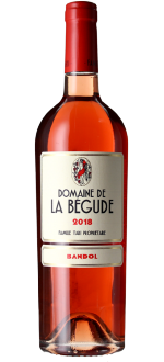 BANDOL ROSE 2019 - DOMAINE DE LA BEGUDE