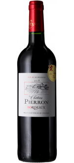 CHATEAU PIERRON 2018