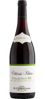 COTES-DU-RHONE BIO COLLECTION 2019 - MICHEL CHAPOUTIER