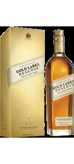 JOHNNIE WALKER - GOLD LABEL RESERVE - EN ETUI