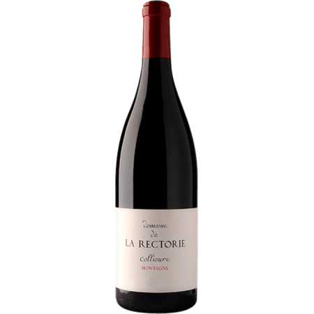 COLLIOURE COTE MONTAGNE 2018 - DOMAINE DE LA RECTORIE