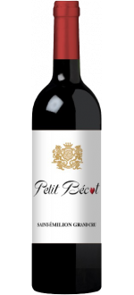 PETIT BECOT 2014 - SECONDO VINO DEL CHATEAU BEAU-SEJOUR BECOT