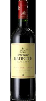 KADETTE CAPE BLEND 2018 - DOMAINE KANONKOP