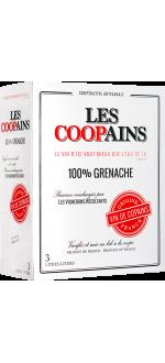 BIB LES COOPAINS - CAVE DE CASTELBARRY