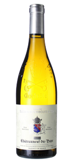 CHATEAUNEUF DU PAPE BLANC - PURE ROUSSANNE 2019 - RAYMOND USSEGLIO