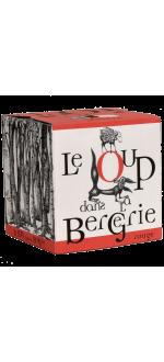 BIB LE LOUP DANS LA BERGERIE 2019 - VIGNOBLES ORLIAC
