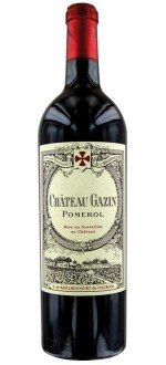 CHATEAU GAZIN 2010 (France-Bordeaux-Pomerol AOC-Rouge-0,75L)