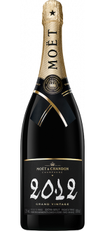 CHAMPAGNE MOET & CHANDON - GRAND VINTAGE 2012 - MAGNUM