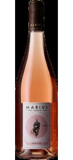 MARIUS ROSE 2019 - MARIUS - M. CHAPOUTIER