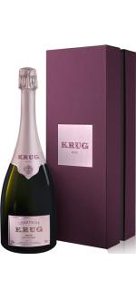 KRUG ROSE - COFANETTO DELUXE 24 EME EDITION - CHAMPAGNE KRUG