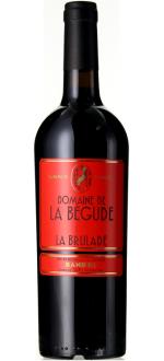 LA BRULADE 2017 - DOMAINE DE LA BEGUDE