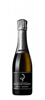 CHAMPAGNE BILLECART SALMON BRUT RESERVE - DEMI BOUTEILLE