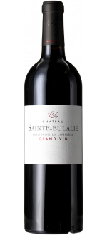 GRAND VIN 2016 - CHATEAU SAINTE-EULALIE
