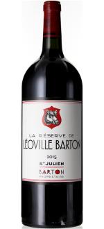 MAGNUM LA RESERVE DE LEOVILLE BARTON 2016 - SECONDO VINO DEL CHATEAU LEOVILLE BARTON
