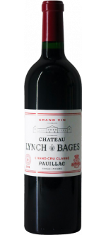 CHATEAU LYNCH BAGES 2015 - 5EME CRU CLASSE