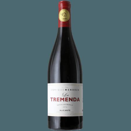 LA TREMENDA 2018 - BODEGAS MENDOZA