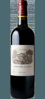 CARRUADES DE LAFITE 2015 - SECONDO VINO DEL CHATEAU LAFITE ROTHSCHILD
