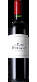 LA PARDE HAUT-BAILLY 2016 - SECOND VIN DU CHATEAU HAUT-BAILLY
